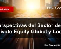 BAIN WEBINAR | Perspectivas del Sector de Private Equity Global y Local